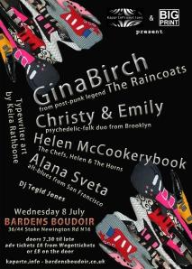 8 July flyer