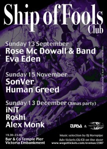 Ship of fool Flyer2_front