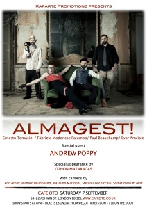 Almagest flyer